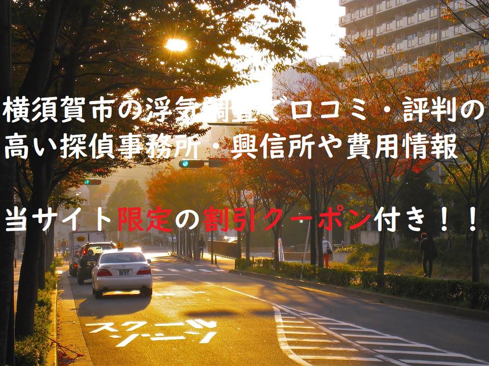 横須賀市の浮気調査で口コミ・評判の高い探偵事務所・興信所や費用情報