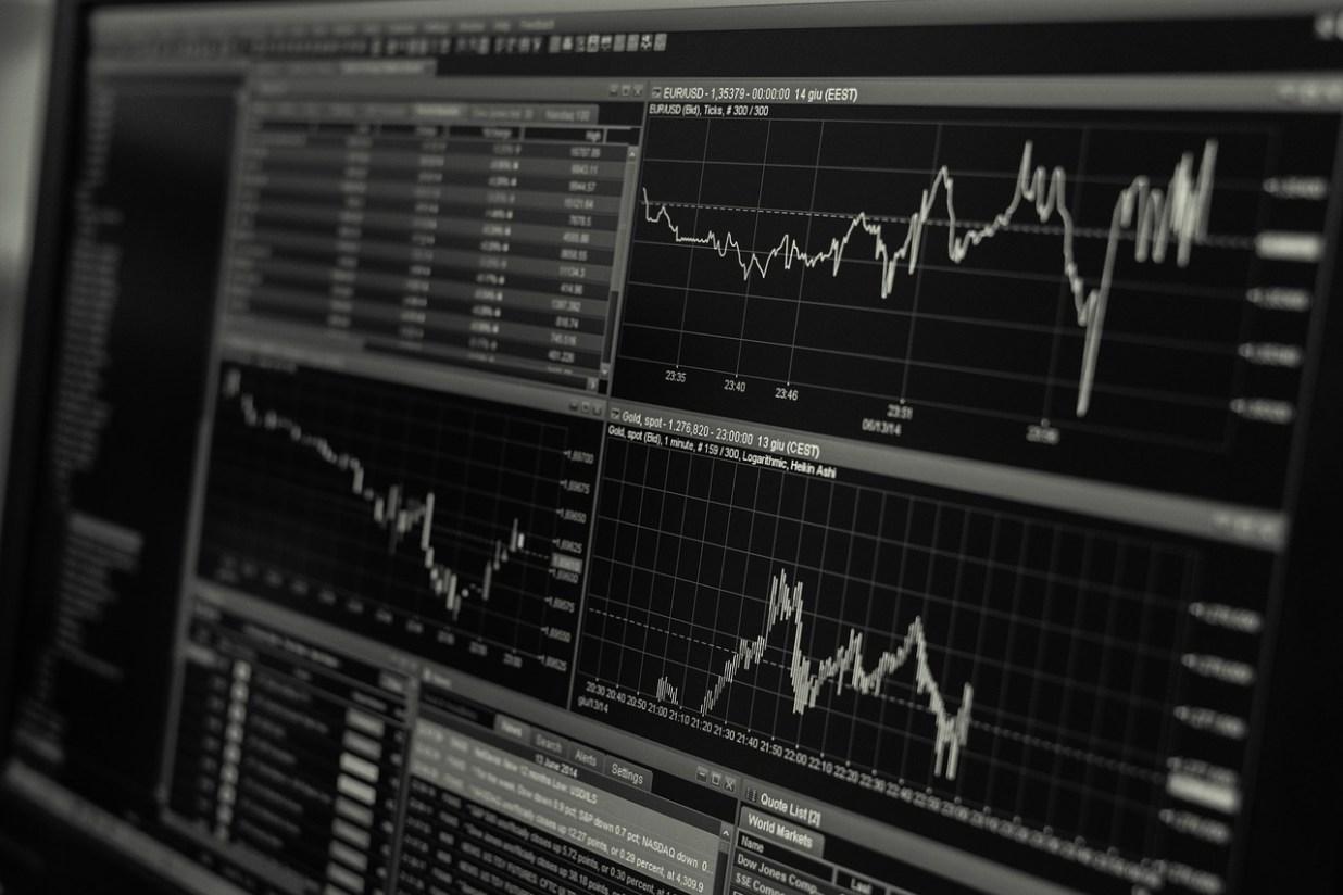 株式 取引 監視 デスク ビジネス ファイナンス Exchange 投資 市場 お金 貿易