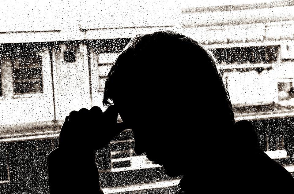 鬱病 男性