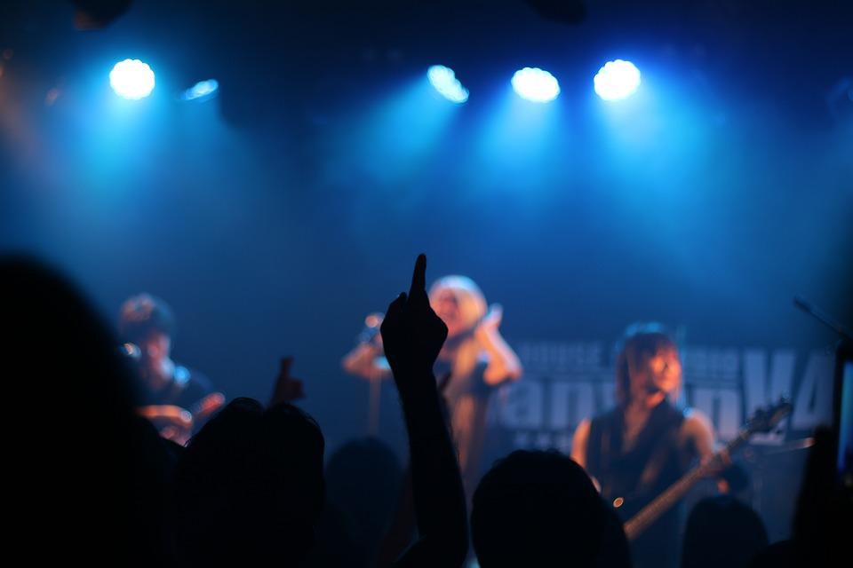 音楽 ライブハウス