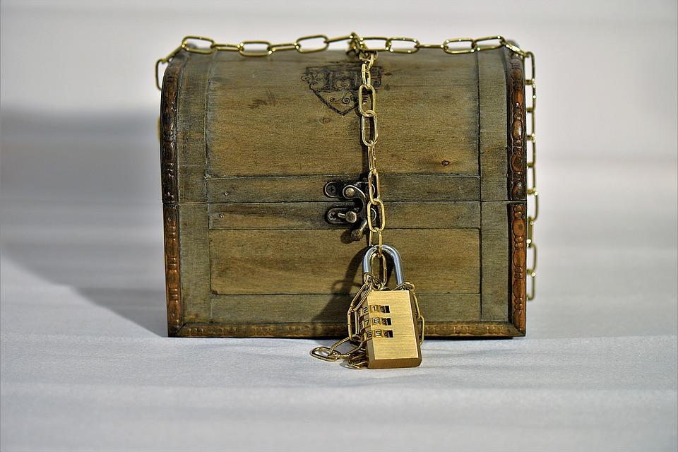 秘密 ボックス