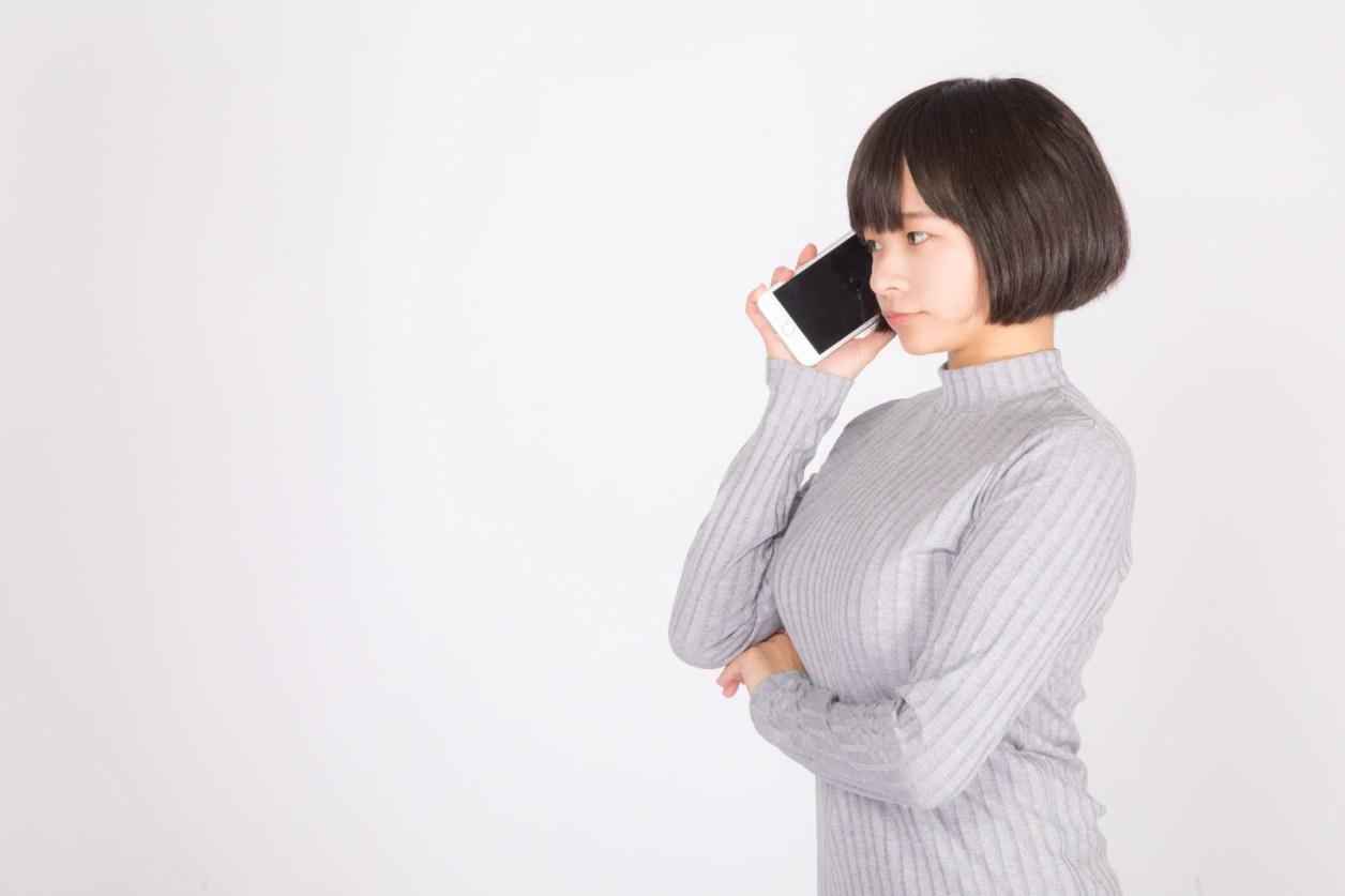 非通知電話 スマートフォン