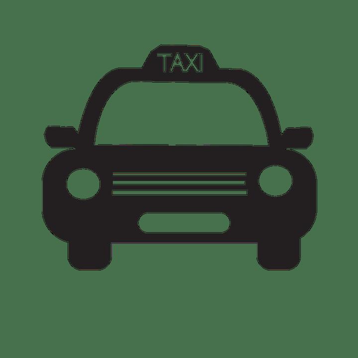 タクシーのアイコン 自動 自動車 バナー バー ビジネス ボタン タクシー 車