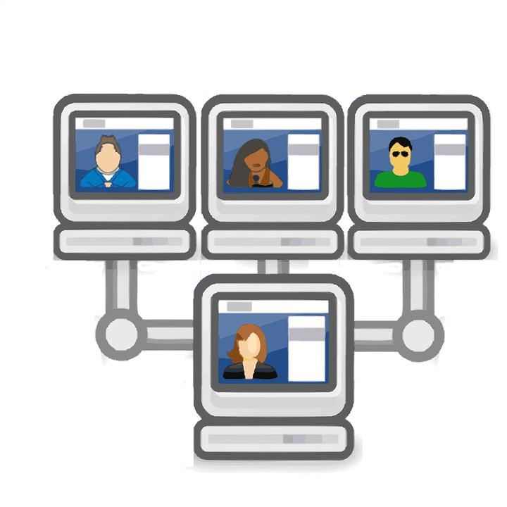 社会的ネットワーク ネットワーク ビデオ電話 Skype インターネット リンク