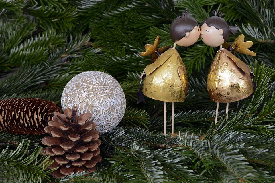 クリスマス 天使 天使の翼 装飾 クリスマスの装飾 グリーティング カード クリスマス安物の宝石
