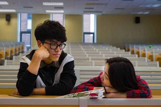 留学 韓国人 アジア人 日本人 浮気 学校
