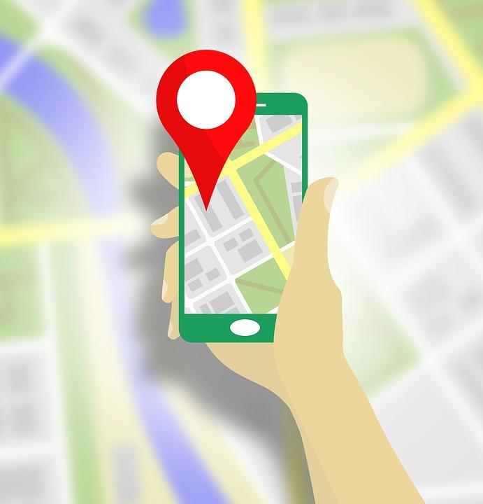 ナビゲーション Gps 場所 Google 地図 ナビゲーター アプリケーション