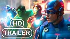 AVENGERS ASSEMBLE Trailer NEW (2020) Marvel Superhero Iron Man Hulk HD