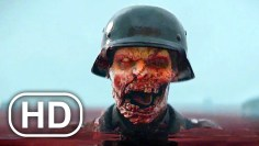 WW2 ZOMBIES Full Movie Cinematic 4K ULTRA HD Horror Call Of Duty All Cinematics Trailers