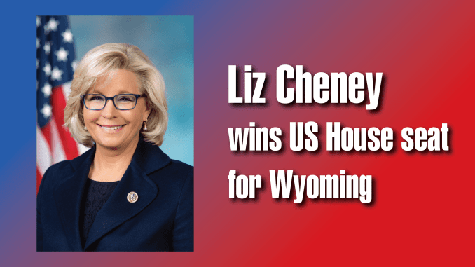Rep. Liz Cheney wins reelection
