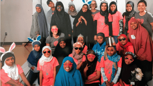 Girls Only Financial Empowerment program at United Women of East Africa