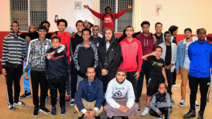 Making Connections for Young Men and BOys Mental Health program at United Women of East Africa