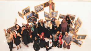 Collective Voices Photography Project at United Women of East Africa