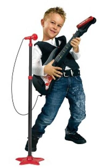 speelgoed gitaar