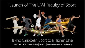 The Launch of the UWI Faculty of Sport