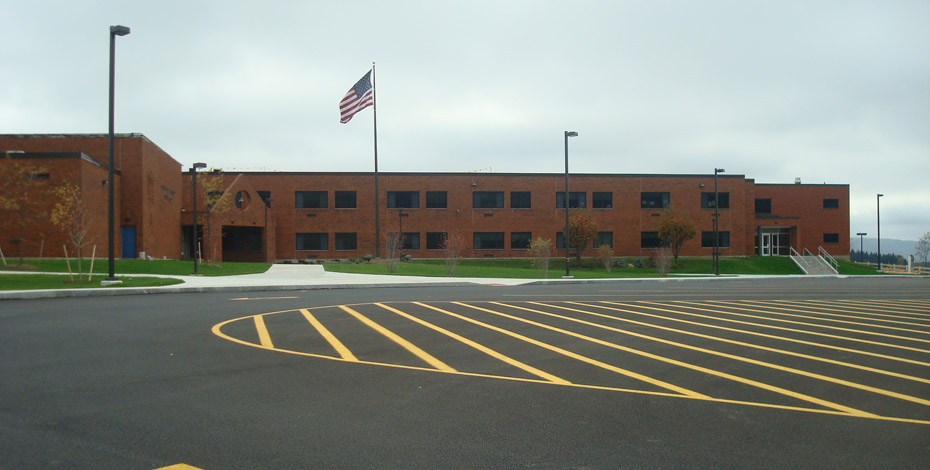 UW Marx Construction Albany New York - Cherry Valley Springfield Central School District