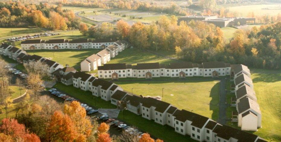 SUNY Utica IT - New Adirondack & Mohawk Halls New Construction Project U.W. Marx