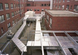 St. Peter's Hospital - Mechanical Upgrade, Cusack Building Construction Project U.W. Marx