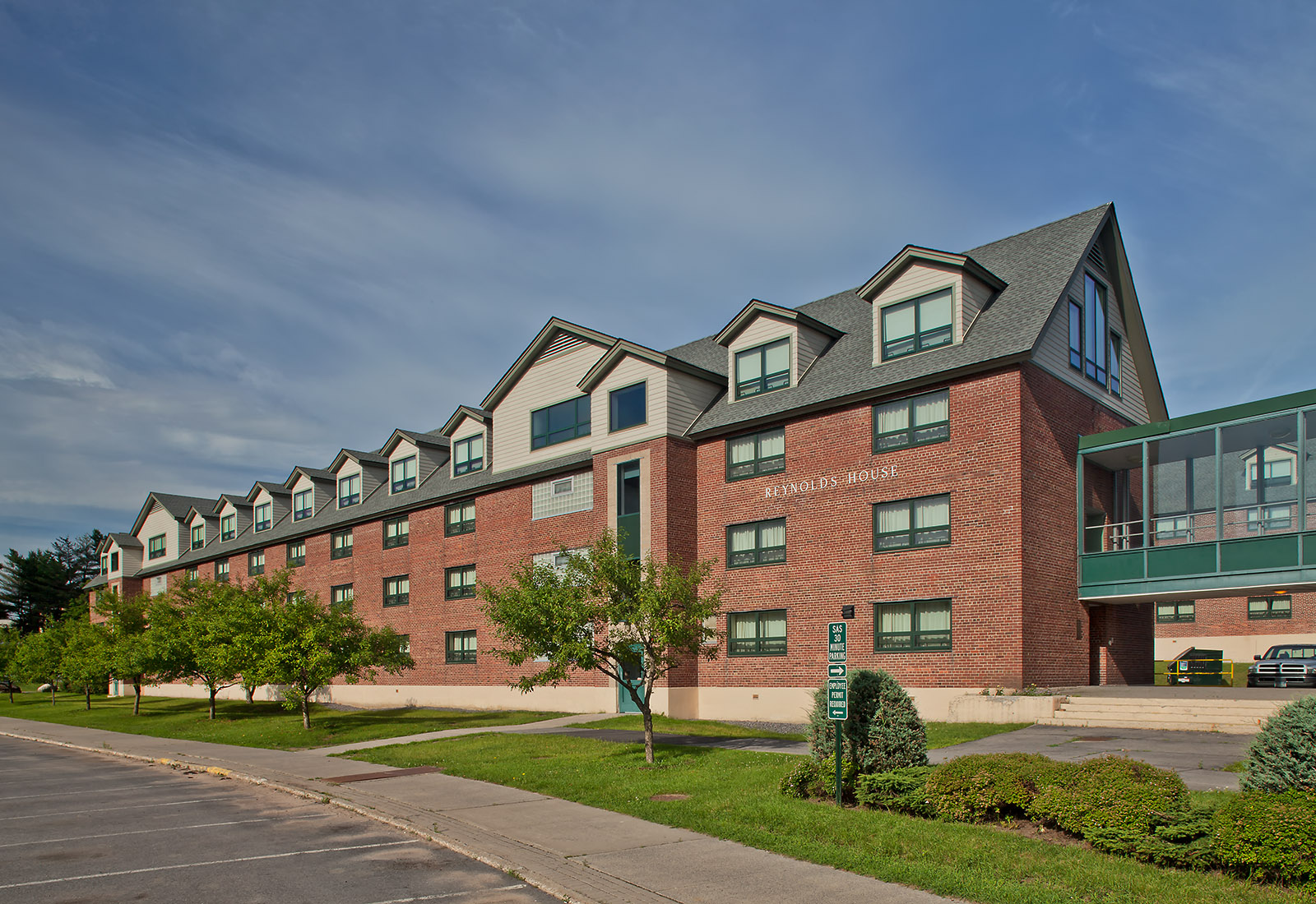 Clarkson University - Quad Additions & Renovations U.W. Marx
