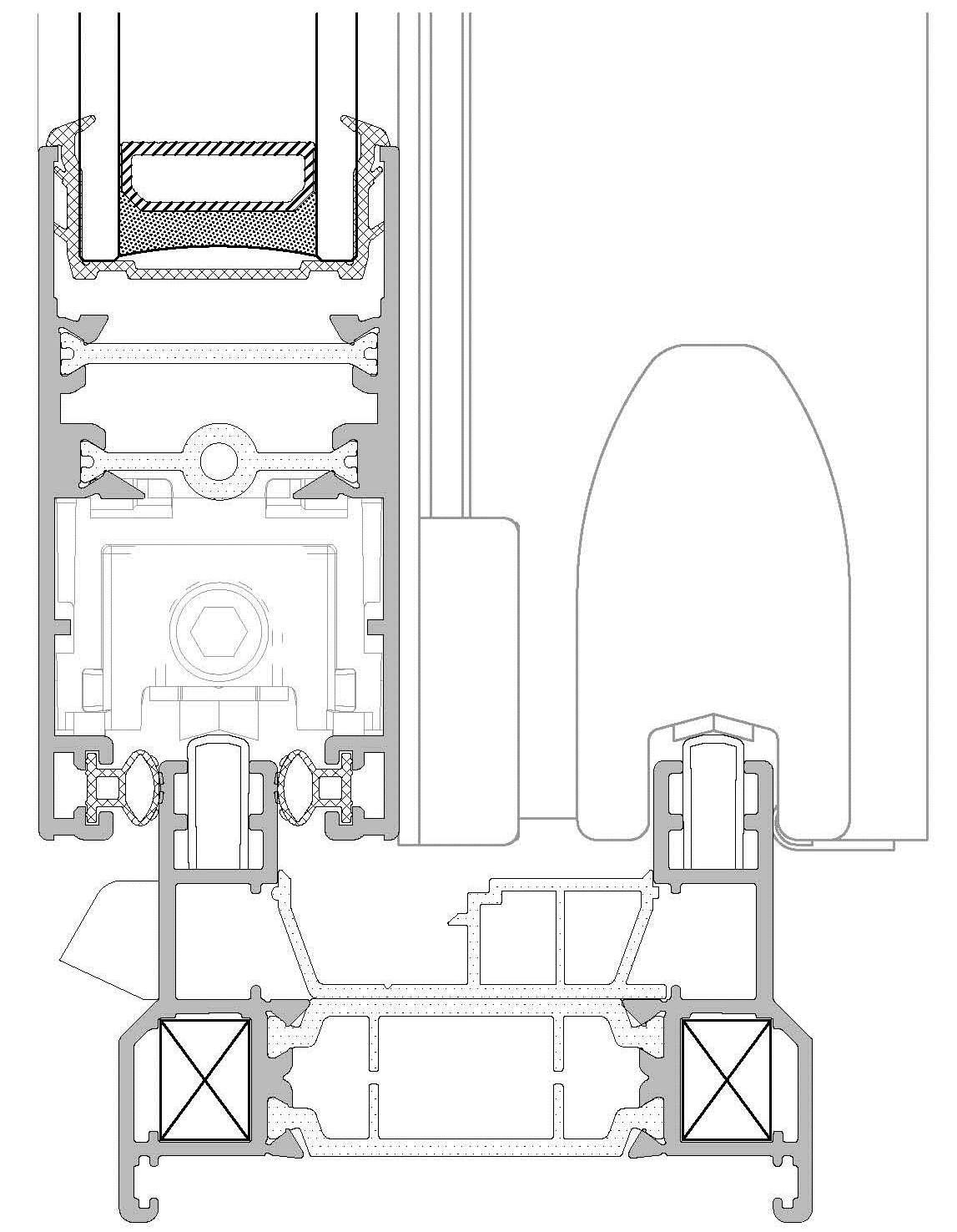 Bsc70 Sill Detail