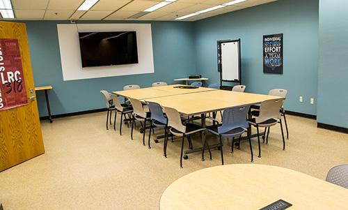 Group Study Rooms - University Library | UWSP