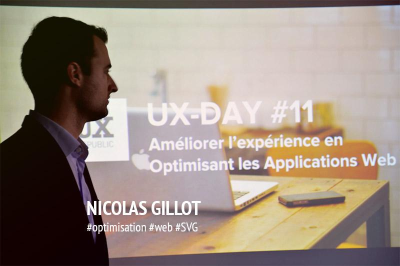 UXDAY 11 : Première présentation du jour !