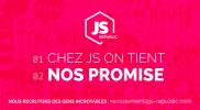 JS-Republic – Chez JS on tient nos promesses