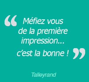 citation Tayllerand