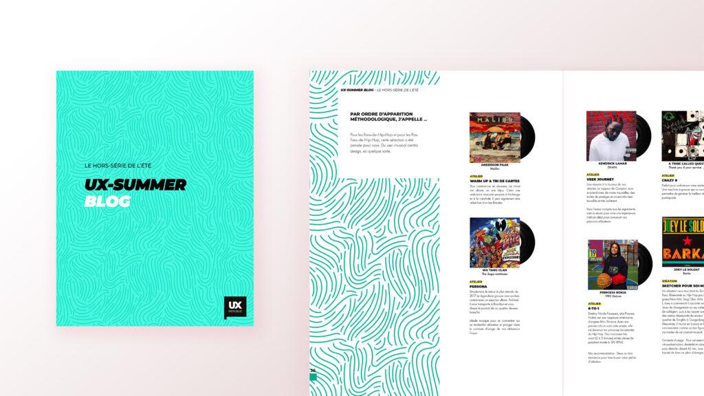 UX-Summer blog cover