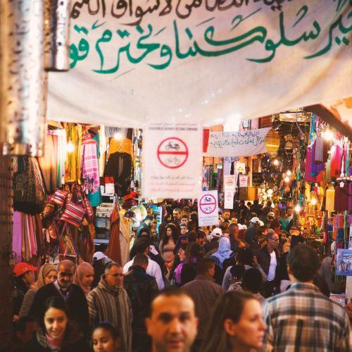 CONCEVOIR L'EXPÉRIENCE UTILISATEUR DE CULTURES DIFFÉRENTES : L'internaute arabophone