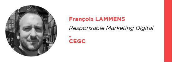 UX Francois Lammens Cegc Uxconf