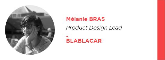UX Melanie Bras Blablacar Uxconf