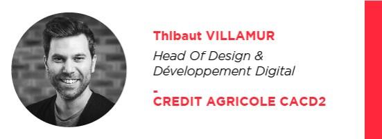 UX Thibaut Villamur Credit Agricole Cacd2 Uxconf