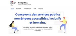 DesignGouv, Par le pôle Design des services numériques