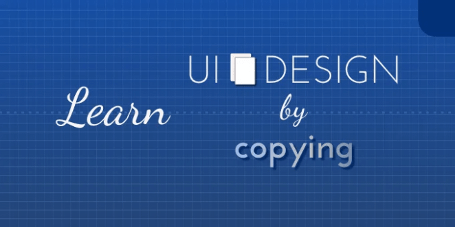 UX-Beginner-Learn-UI-by-Copying-Header