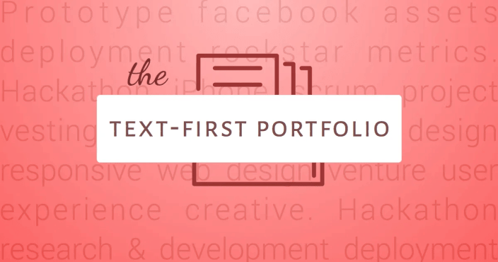 ux-beginner-the-text-first-ux-portfolio