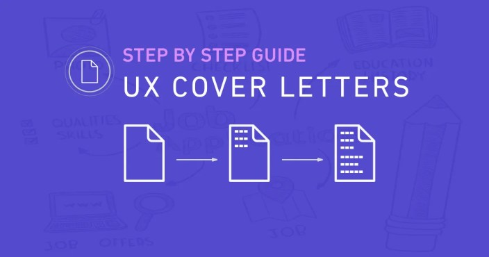 ux cover letter step by step guide banner