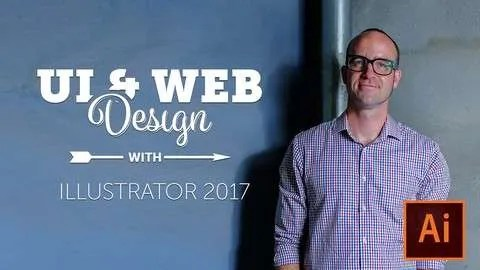 UI and Web Design using Adobe Illustrator 2017