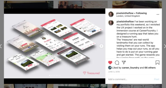 pixelintheflow instagram posts