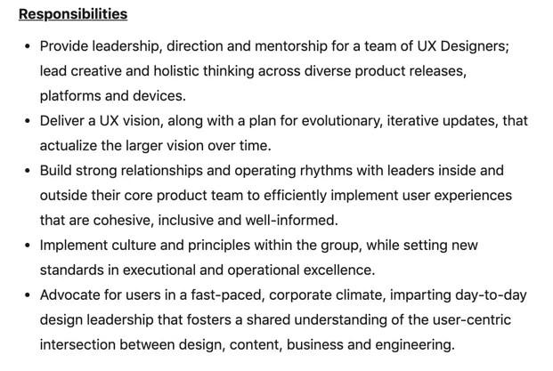 Google UX Lead - Image 3