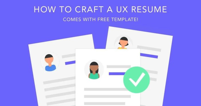 how-to-create-ux-resume-free-template