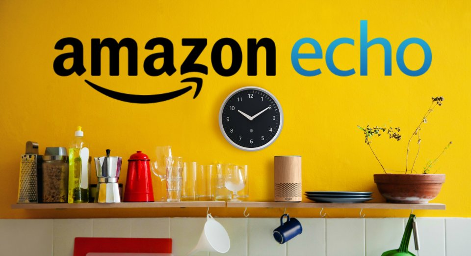 Amazon showed off the new Echo products at its Fall hardware show. Image: Amazon