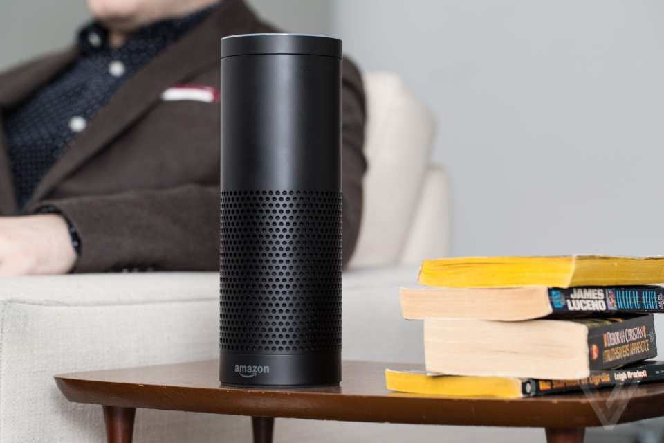 smart speakers echo