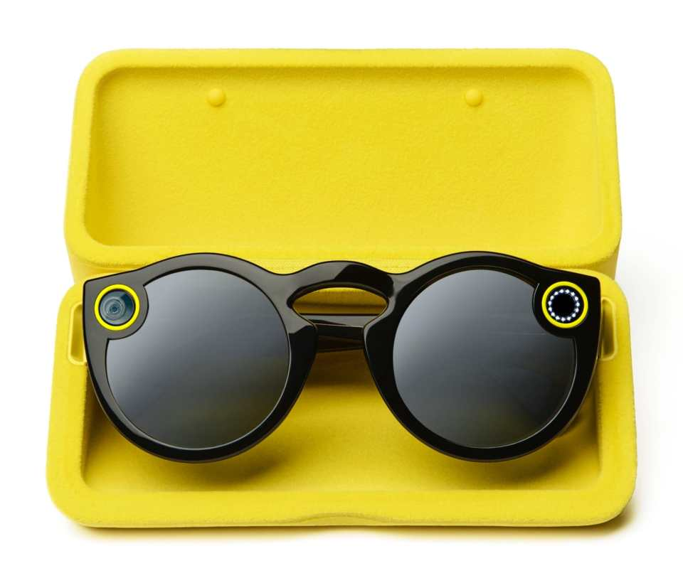 snap inc spectacles carrying case