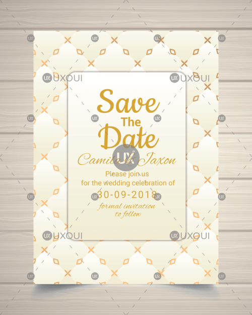 save the date cards freelance services marketplace online uxoui