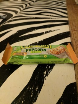 Nature Valley popcorn snack
