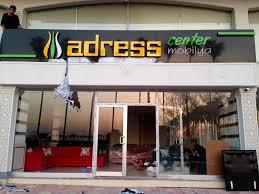 adress center