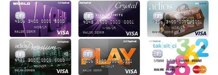Yapı Kredi Kredi Kartı Başvurusu 2018 (SMS veya Online Başvur)