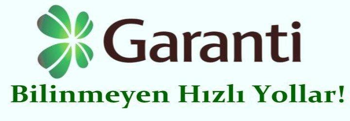 Garanti Bankası Müşteri Hizmetlerine Direk Bağlanma 2018 (HIZLI)