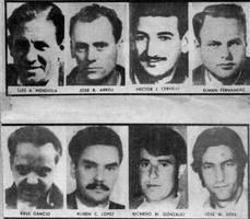 imagen del contenido Hace 41 años del asesinato de 8 comunistas en la Seccional 20ª. del Paso Molino